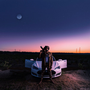 Album Drive Theory from Raz Simone