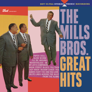 Album Great Hits from The Mills Brothers