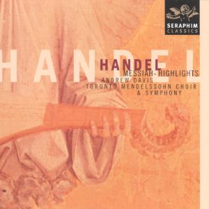 Handel: Messiah - Highlights 2000 Andrew Davis