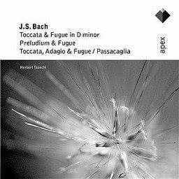 Album Bach, JS : Organ Works  -  Apex from Herbert Tachezi