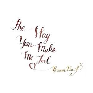 胡琳的專輯The Way You Make Me Feel