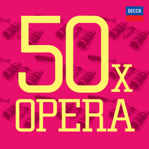 Album 50 x Opera from Classical Artists