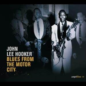 John Lee Hooker的專輯Blues From The Motor City