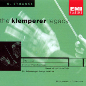 Listen to Dance Of The Seven Veils (Salome, Op 54) song with lyrics from Otto Klemperer
