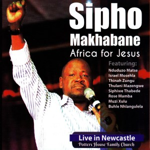 Album Africa For Jesus from Sipho Makhabane