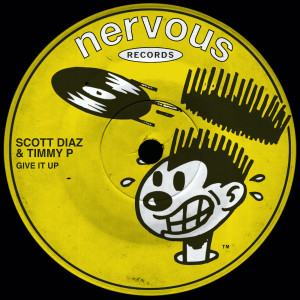 Album Give It Up from Scott Diaz