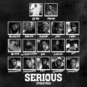 Album Serious ((Street Remix)) (Explicit) from Dj PH