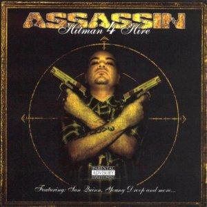 Album Hitman 4 Hire from DJ King Assassin