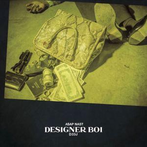 Album Designer Boi from A$AP Nast