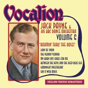 Album Roamin' Thru' the Roses, Vol. 6 from Jack Payne