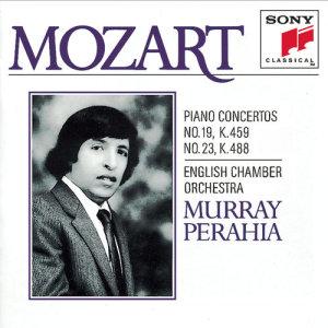 Murray Perahia的專輯Mozart: Piano Concertos Nos. 19 & 23