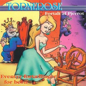 "Album Tornerose from ""Pjerrot"" Ib Groth Rasmussen"