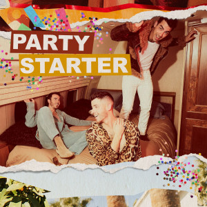 Album PARTY STARTER from Jonas Brothers