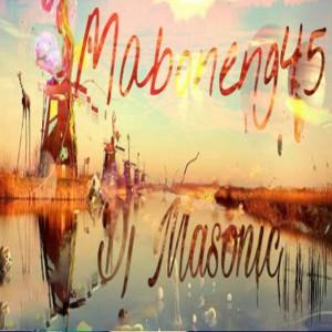 Album Maboneng 45 from DJ Masonic