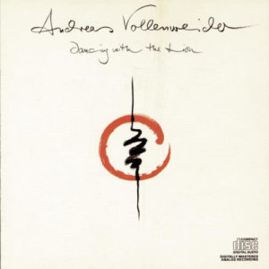 Album Dancing With The Lion from Andreas Vollenweider