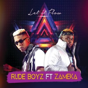 Album Let It Flow from RudeBoyz