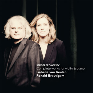 Isabelle van Keulen的專輯Prokofiev: Complete works for violin & piano