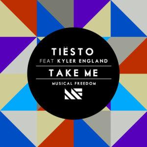 Tiësto的專輯Take Me