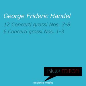 London Festival Orchestra的專輯Blue Edition - Handel: 12 Concerti Grossi Nos. 7 & 8 - 6 Concerti Grossi Nos. 1 - 3