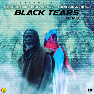 Album Black Tears (Remix) from Adrian Donsome Hanson