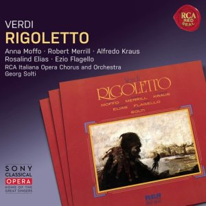 Album Verdi: Rigoletto ((Remastered)) from Georg Solti