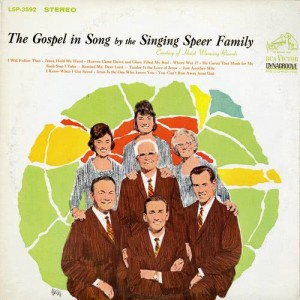 Album The Gospel in Song from The Speer Family