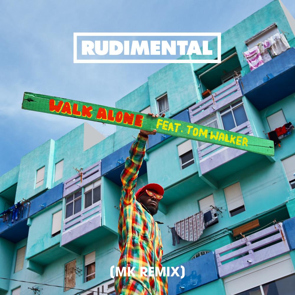 ฟังเพลงอัลบั้ม Walk Alone (feat. Tom Walker) [MK Remix]