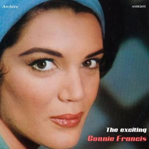 Connie Francis的專輯The Exciting Connie Francis