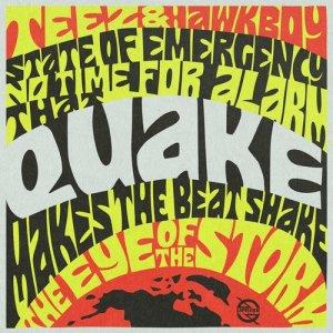 Album Quake (feat. Hawkboy) from Teez