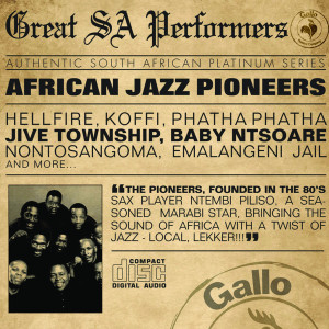 Album Great South African Performers from African Jazz Pioneers