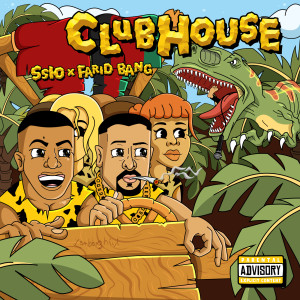 Album Clubhouse (Explicit) from Farid Bang