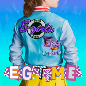 E-Girls的專輯E.G. Time
