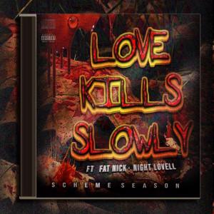 Album Love Kills Slowly (feat. Fat Nick & Night Lovell) (Explicit) from Dj Scheme