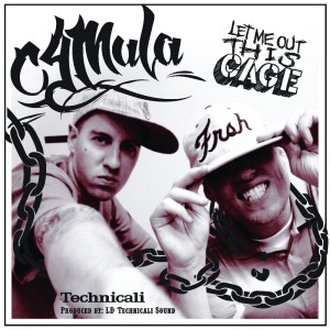 Album Let Me Out This Cage from C4MULA