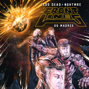 Album Frontlines from Zeds Dead