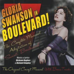 Album Gloria Swanson in Boulevard! from Gloria Swanson