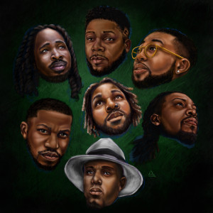 Album Relief (feat. John Givez, nobigdyl., Jack Red, Lil Sharp & Kris Noel) from Canon
