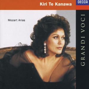 Album Kiri Te Kanawa - Mozart Arias from Dame Kiri Te Kanawa