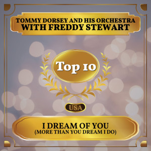 Album I Dream of You (More Than You Dream I Do) from Tommy Dorsey and His Orchestra