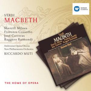 Album Verdi: Macbeth from Sherrill Milnes