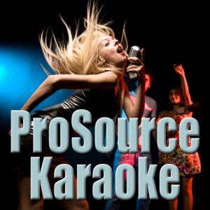 ProSource Karaoke的專輯Words (In the Style of Boyzone) [Karaoke Version] - Single