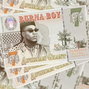 Listen to Wetin Man Go Do song with lyrics from Burna Boy