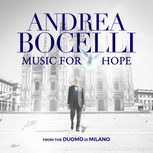 Album Music For Hope: From the Duomo di Milano from Andrea Bocelli