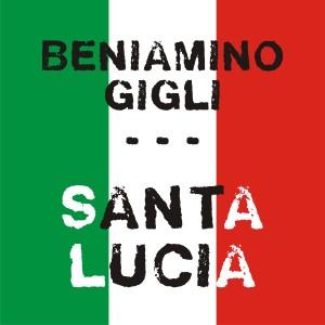 Album Santa Lucia from Beniamino Gigli