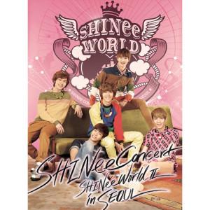 SHINee THE 2nd CONCERT ALBUM  'SHINee WORLD Ⅱ in Seoul' (Live)
