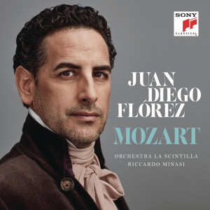 Juan Diego Florez的專輯Mozart