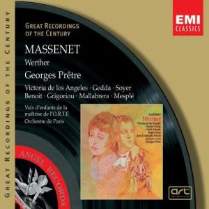 收聽Georges Pretre的Werther (2003 Digital Remaster), Premier Acte: Il faut nous séparer...Ah! pourvu que je voie ces yeux (Charlotte/Werther)歌詞歌曲