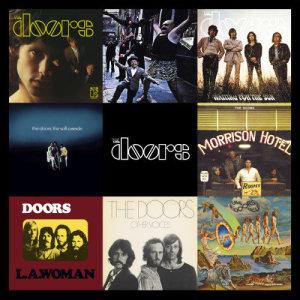 The Doors的專輯The Complete Studio Albums