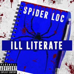 Album Ill Literate (Explicit) from Spider Loc