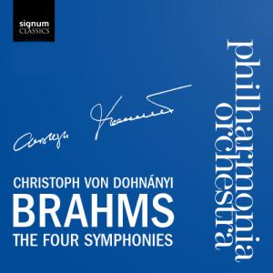 Christoph von Dohnanyi的專輯Johannes Brahms: The Four Symphonies